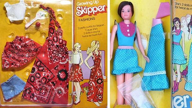 Barbie-skipper-Ginger