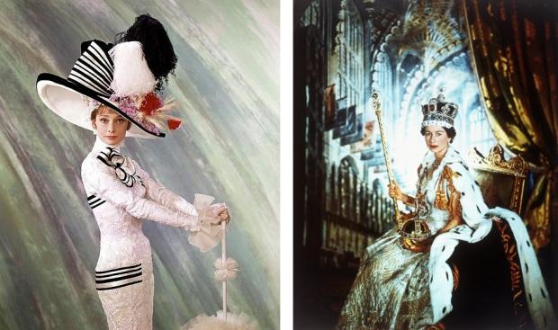 Beaton Hepburn Liz fotoboek