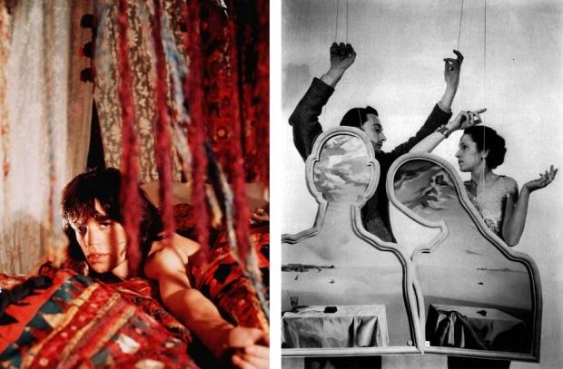 Beaton Jagger Dali fotoboek