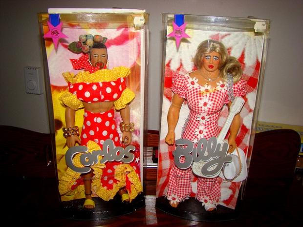 Billy doll drag