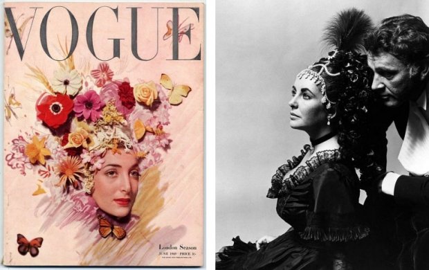 Cecil Beaton Vogue Liz