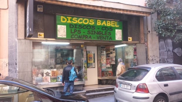 Discos Babel Madrid