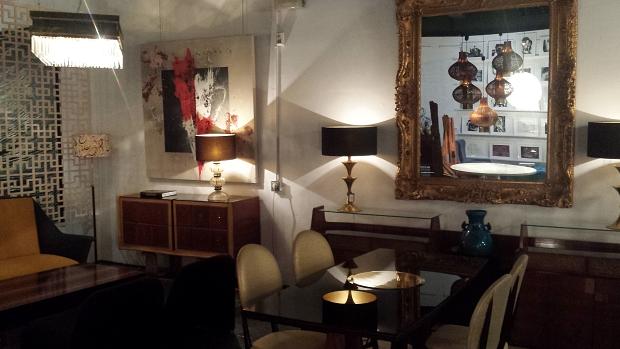LA Studio Madrid woonkamer