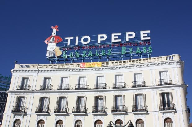 Madrid platenzaken Playa del Sol