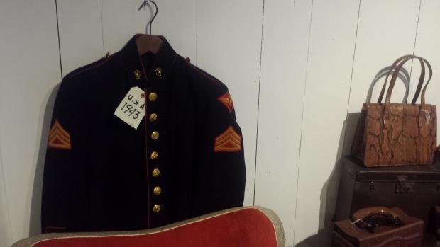 Tommy Page militair jasje