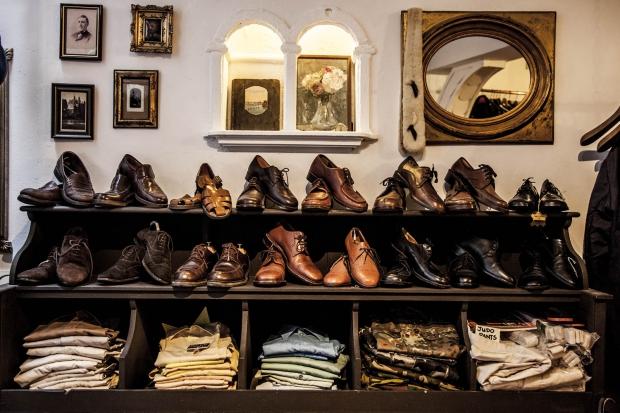 Tommy Page schoenen