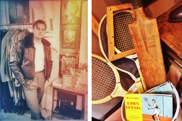 Tommy Page tennisrackets