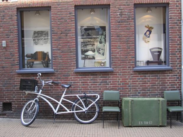Verroest Groningen fiets