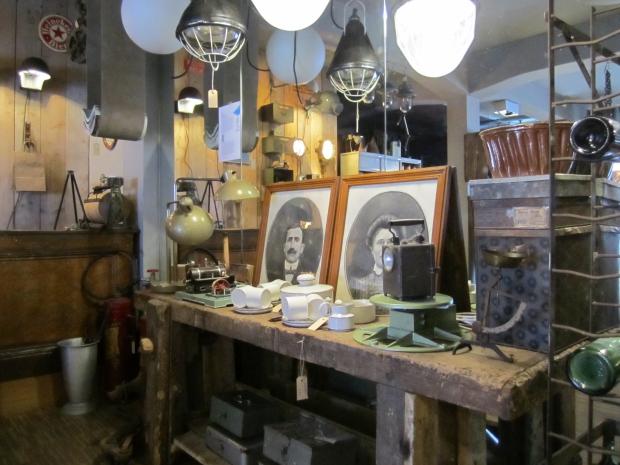 Verroest Groningen vintage lampen 2
