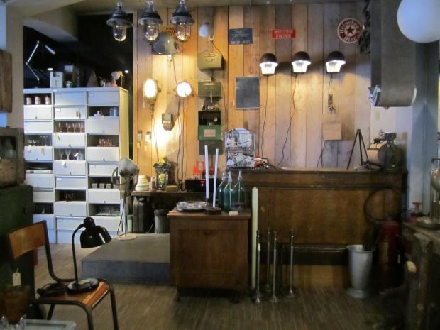 Verroest Groningen vintage lampen