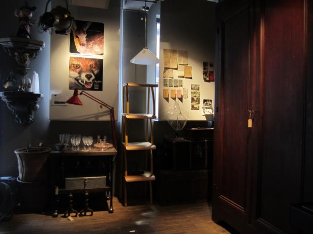 Verroest Groningen vintage vos