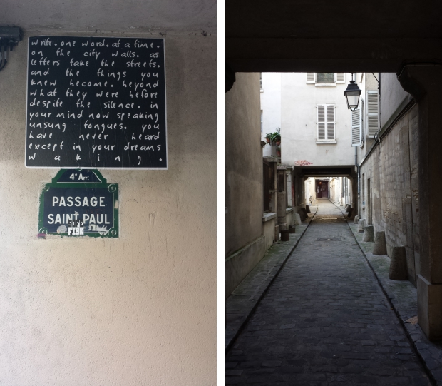 Village Saint Paul steegjes