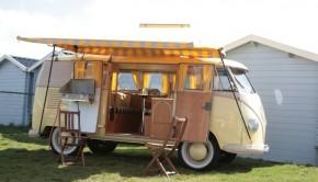 Zon, zee en Volkswagen