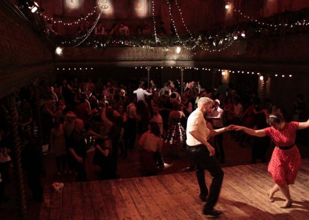 Wilton's dansen