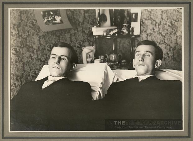 Broers dood Victoriaans