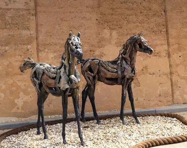 Heather Jansch paardjes
