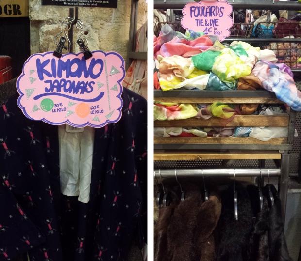 Kiloshop Kawaii Parijs kimono