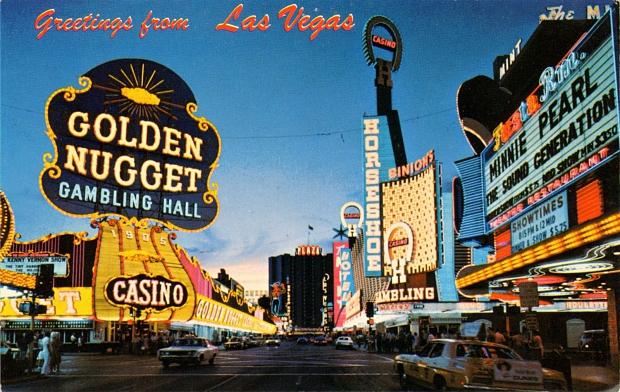 Las Vegas vroeger