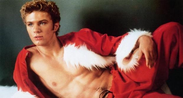Studio 54 Ryan Phillippe kerstman