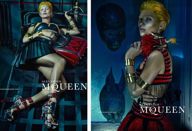 Alexander McQueen Kate Moss