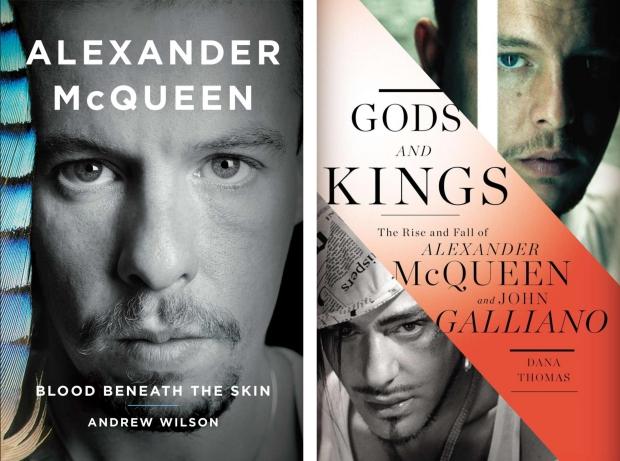 Alexander McQueen boeken