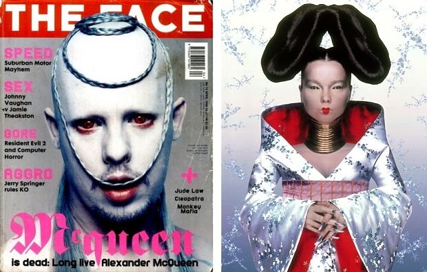 Alexander McQueen en Björk2