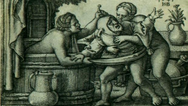 Baden in middeleeuwen