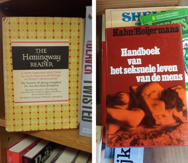 Emmaus Bilthoven Ernest Hemingway