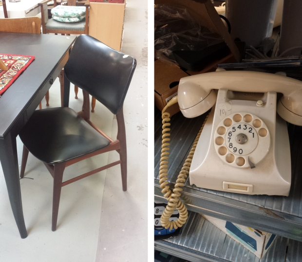 Emmaus Bilthoven witte telefoon