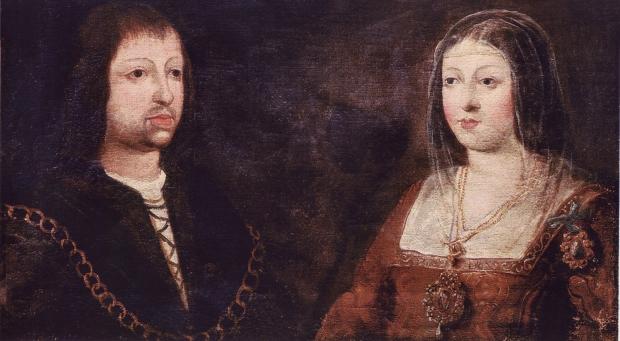 Ferdinand van Aragon en Isabella van Castilië