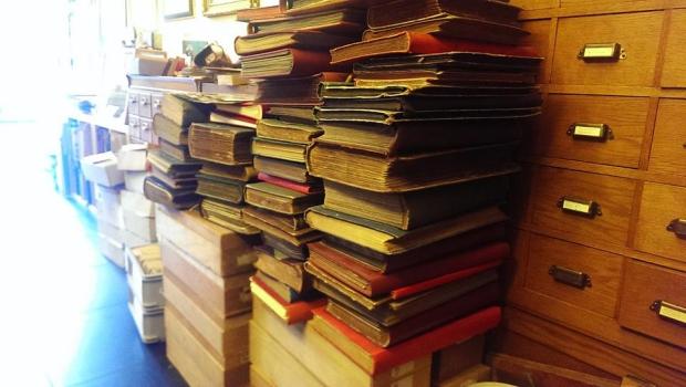 Groeten uit Utrecht archiefkasten