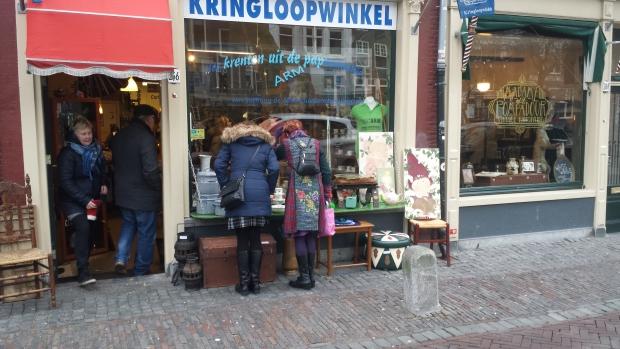 Kringloop De A.R.M. Utrecht winkel