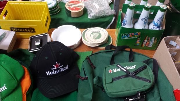 Rommelmarkt Ahoy Heineken