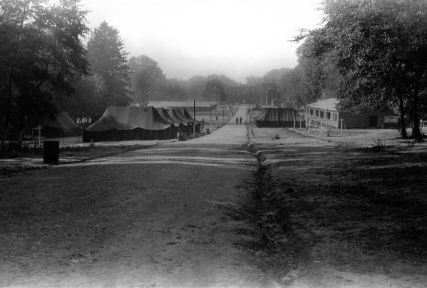 The Rescued Film Project Tweede Wereldoorlog tentenkamp