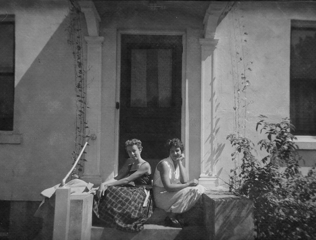 The Rescued Film Project vrouwen fifties