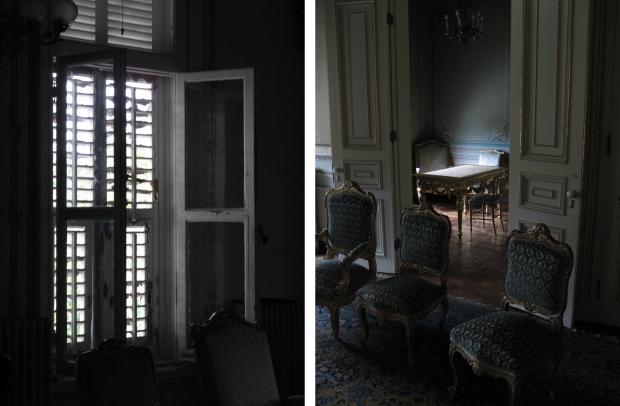 Yildiz paleis donkere kamers