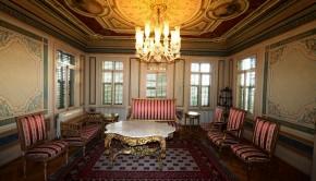 Het paleis van de Rode Sultan