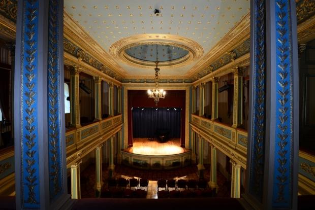 Yildiz paleis theater