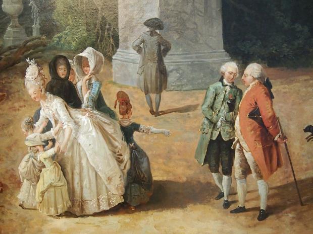 Marie-Antoinette schoon