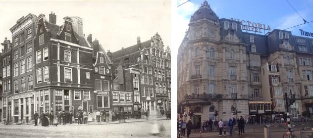 Amsterdam Victoria hotel pandjes 3