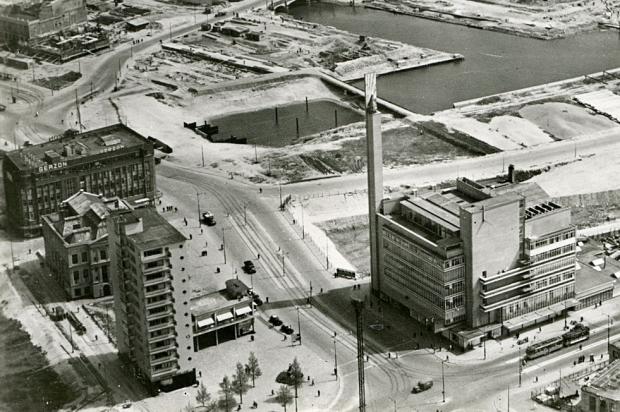 Bijenkorf Oud-Rotterdam Gerzon