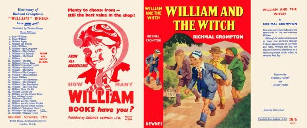 Boekomslag William