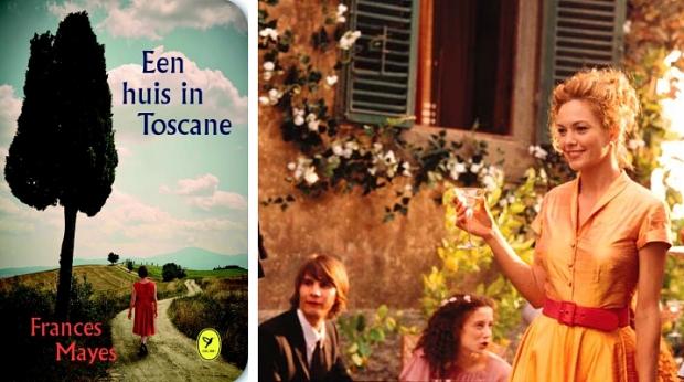 Een huis in Toscane boek en film