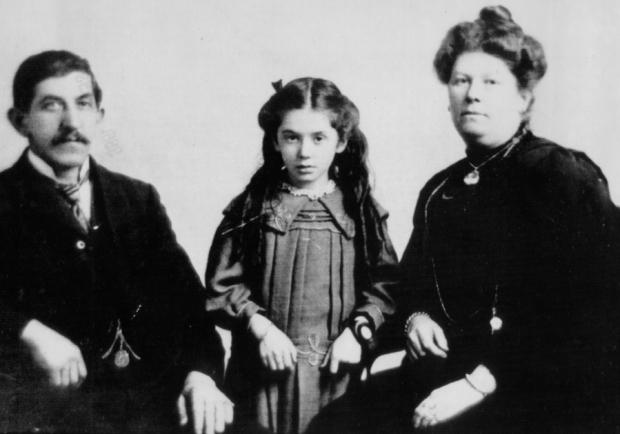 Familie Hart Titanic