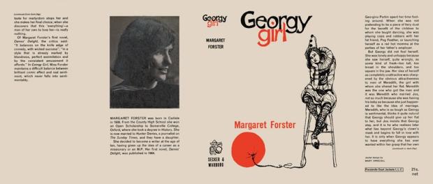 Georgy Girl omslag