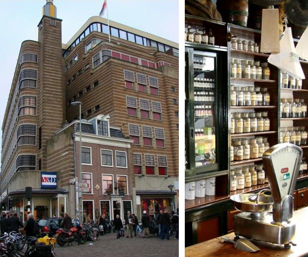 Haarlem Van der Pigge V&D