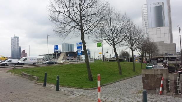 Hertekade Rotterdam nu