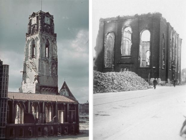 Laurenskerk en Lutherse Kerk