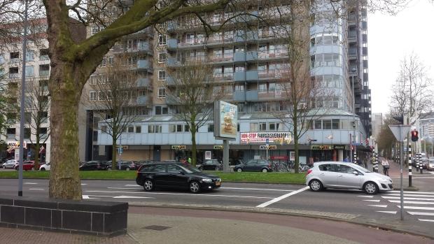 Marinierskazerne Rotterdam nu