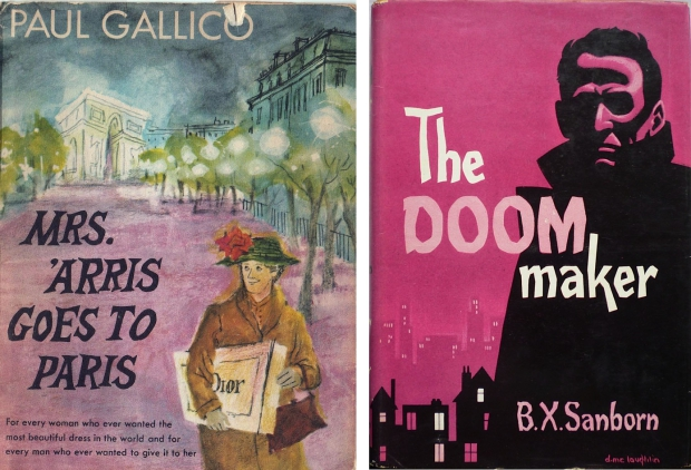 Mrs. 'Arris goes to Paris boekomslag
